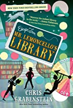 escape from mr lemoncello's library book