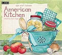 Lang American Kitchen 2021 Wall Calendar (21991001891)