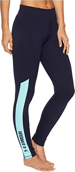 UA Coldgear® Armour Graphic Leggings