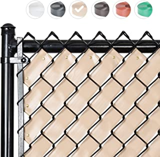 Best Fenpro Chain Link Fence Privacy Tape (Desert Tan) Review