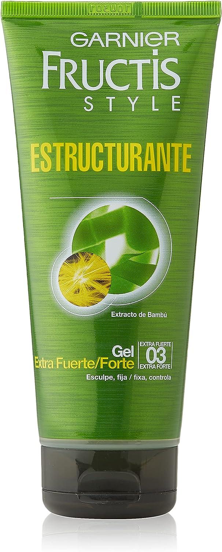 Garnier Fructis Style Gel Estructurante Extra Fuerte, 200 ml