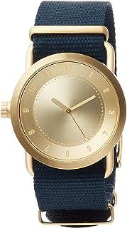 [TID Watches]TID Watches 手表 * 尼龙表带 TID01-36 GD/NBL 【正规进口商品】