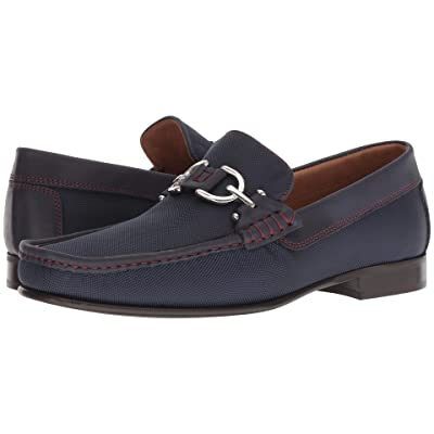 Donald J Pliner Dacio (Navy 2) Men