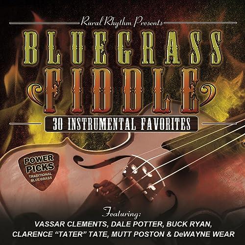 Bluegrass Fiddle Power Picks: 30 Instrumental Classics by