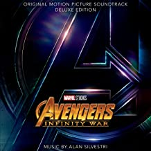 infinity war trailer music