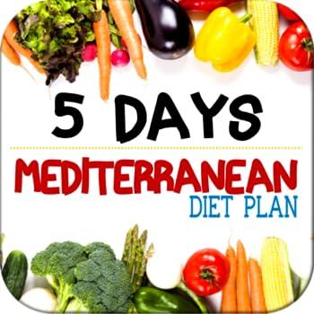 5 Days Mediterranean Diet Meal Plan