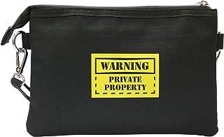 プラスエイチ(Plus H) ミニショルダーバッグ サコッシュ クラッチバッグ 猫 柴犬 赤チェック柄 フルカラー刺繍パッチ付き メンズ レディース PH8424
