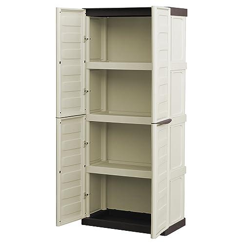 Art Plast S70 Tpt Multi Shelf Utility Cabinet