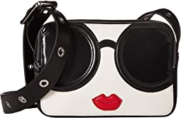 Alice + Olivia - Kelly Stace Face Mini Crossbody