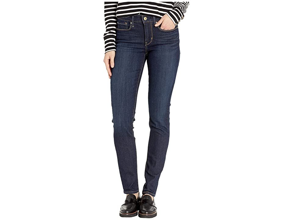 Signature by Levi Strauss & Co. Gold Label Totally Shaping Skinny Jeans (Gala) Women