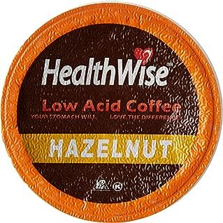 HealthWise Hazelnut Low Acid K Cups, 12 count, Keurig 2.0 Compatible
