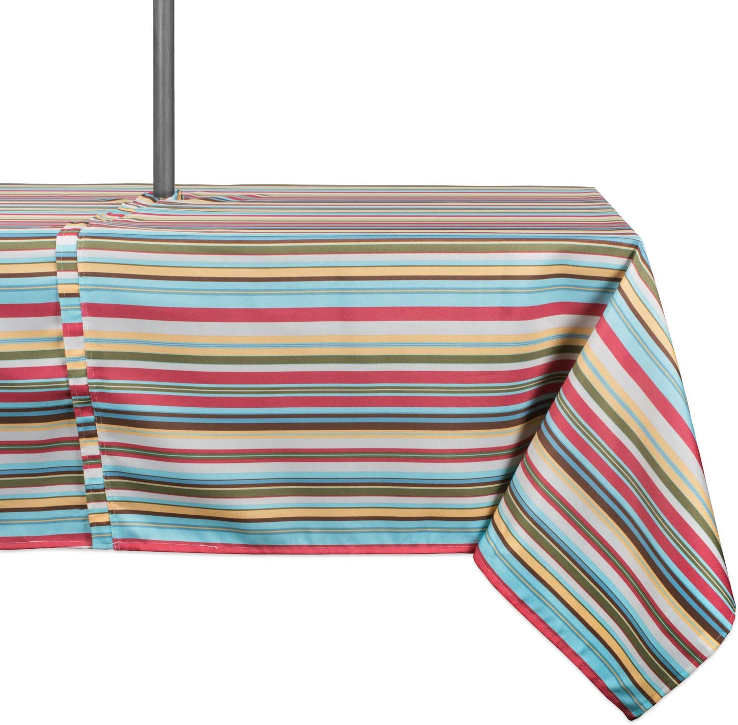 DII Spring Charlotte Mall Popular overseas Summer Outdoor Tablecloth Proof Spill Waterpro and