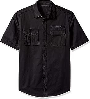 Men's Short Sleeve Flight Shirt