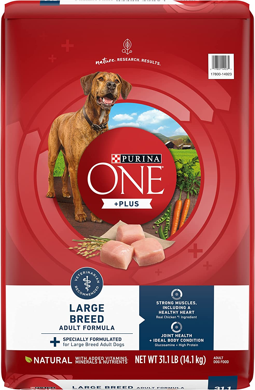 Purina ONE +Plus Large Breed Adult Formula