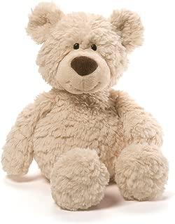 GUND Pinchy Teddy Bear Stuffed Animal Plush, Beige, 17