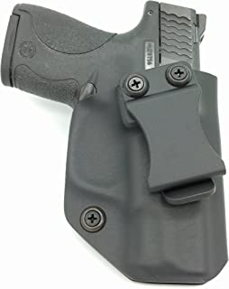 Fast Draw USA - Compatible with Smith & Wesson M&P Shield IWB Kydex Holster Inside Waistband Concealed Carry Holster Made in USA