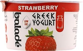 Balade Farms Greek Strawberry Low Fat Yoghurt 180Gm