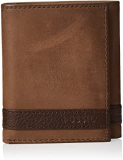 Fossil Men's Ingram Leather Trifold Wallet