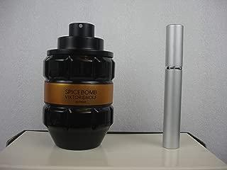 Spicebomb Extreme Viktor & Rolf 0.16 oz 5 ml EDT Spray Glass Spray Mini Travel Size
