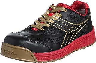 [ディアドラユーティリティ] 作業靴 スニーカー ピーコック PC22 PC22 ブラック&ブラック(ブラック&ブラック/29.0)
