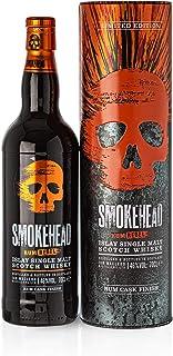 Smokehead RUM REBEL Islay Single Malt Scotch Whisky 46% Volume 0,7l in Tinbox Whisky