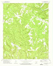 YellowMaps Old Lexington AR topo map, 1:24000 Scale, 7.5 X 7.5 Minute, Historical, 1973, Updated 1975, 26.8 x 21.9 in