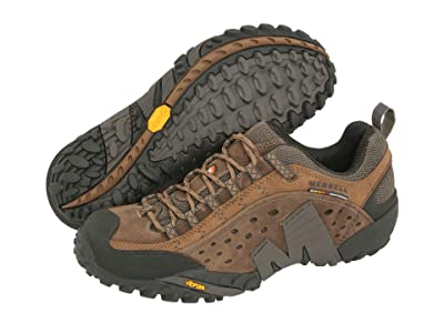 Merrell Intercept (Moth Brown Leather) Men