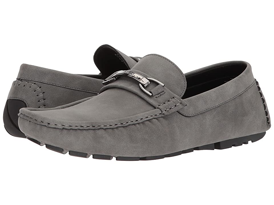 GUESS Axle (Grey Synthetic) Men