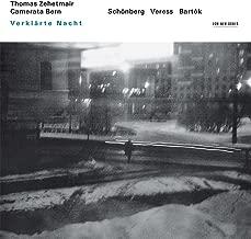 Schoenberg: Verklärte Nacht Transfigured Night Veress / Bartok: Divertimento, Sz. 113 ~ Camerata Bern / Zehetmair