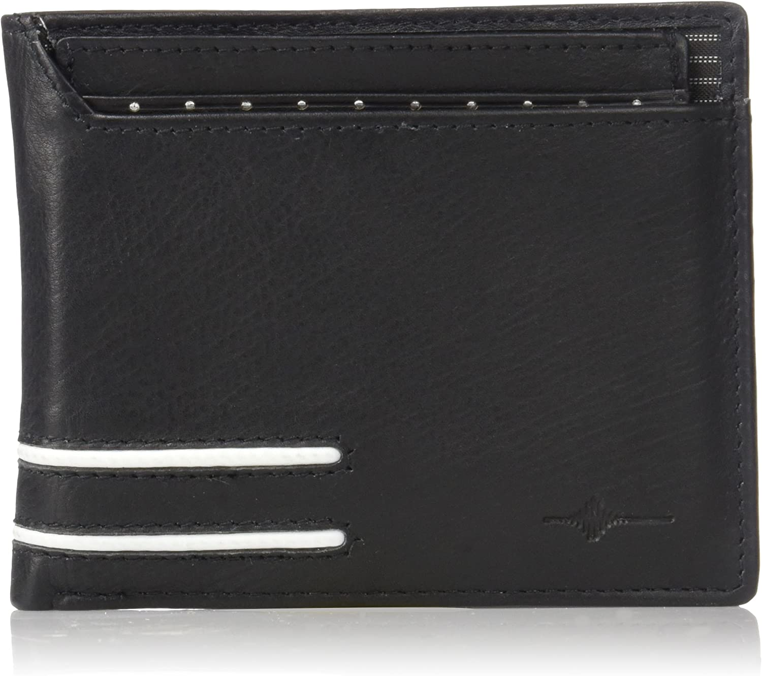 Buxton Men's Luciano RFID Blocking Convertible Thinfold Slim Wallet