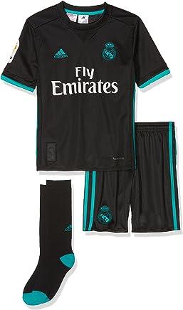 86da9887f0d50 adidas Real Madrid Ensemble Saison 2017/2018 pour Enfants