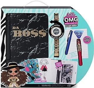 L.O.L. Surprise! O.M.G. Fashion Journal Da Boss Electronic Password Journal with Watch