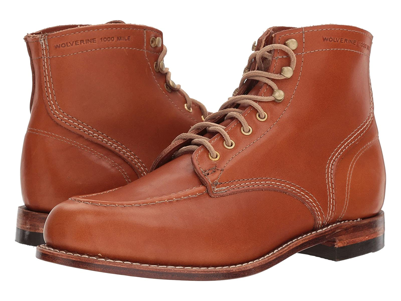 Wolverine 1000 Mile 1940 BootEconomical and quality shoes