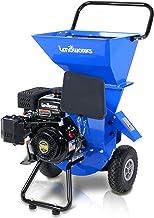 Landworks Wood Chipper Shredder Mulcher Super Heavy Duty 7 HP 212cc Gas Powered 3 in 1..