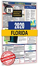 2020 Florida All in One Labor Law Posters for Workplace Compliance
