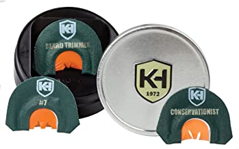 Knight & Hale Legend Series (3 Pack) Turkey Diaphragm Call