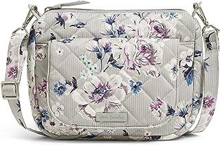 Vera Bradley womens Carson Mini Shoulder Bag, Performance Twill Vera Bradley Women's Performance Twill Carson Mini Shoulde...