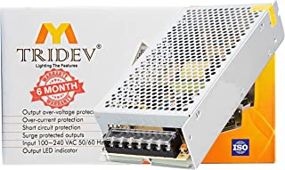 TRIDEV TRADERS 5V 20A 100W DC Switch Power Supply for WS2811 2801 WS2812B WS2813 APA102, CCTV, Radio, Computer Project (IS...