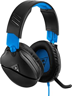 Turtle Beach Recon 70 Gaming Headset for PlayStation 5, PS4 Pro, PS4, Xbox One & Xbox Series X|S, Nintendo Switch, PC, and...