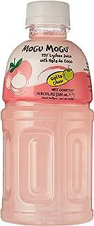 Mogu Lychee Nata De Coco Drink, 10.8 oz