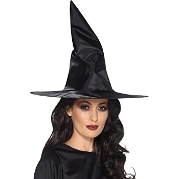Rubies Costume Co CH2906R Satin Witch Hat Child
