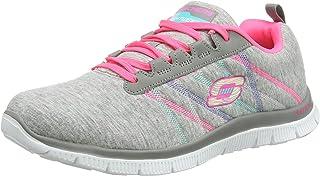 Skechers Sport Women's Flex Appeal Heathered 12065 Fashion Sneaker