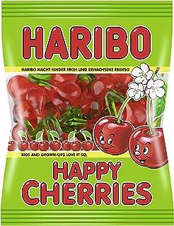 Haribo Happy Cherries, Bears, Winegums, Fruit Gums, In Bag, Bag, 200 g