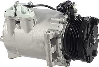 AUTEX AC Compressor & A/C Clutch CO 10861AC 78570 140286C Replacement for Saturn Vue 2004 2005 2006 2007 2.2L with 16mm Diameter Port