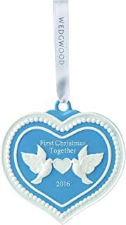 Wedgwood 2016 Our 1st Christmas, Blue