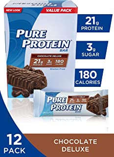 Best chocolate protein bar Reviews