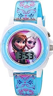 Kids' FZN3588 Frozen Anna and Elsa Blue Watch