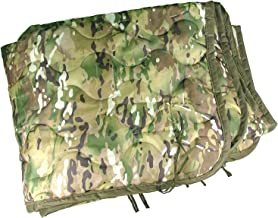 Best Military Poncho Liner - Multicam Review