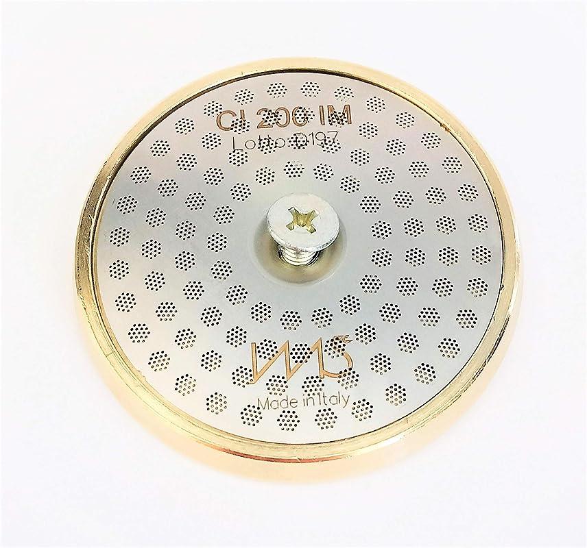 Breville Shower Screen And Inner Holder Custom Tune Up Kit For 58mm Breville BES900XL BES920XL BES980XL IMS Precision Shower Screen And Brass Inner Holder