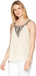 Haute Hippie Women's Crystal Ball Beaded Cami
